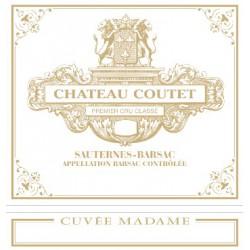 """Château Coutet """"Cuvée Madame"""""""