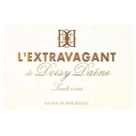 L'Extravagant de Doisy Daene (1/2 bouteille)
