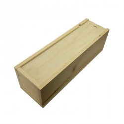 1 Bottle Wooden Box