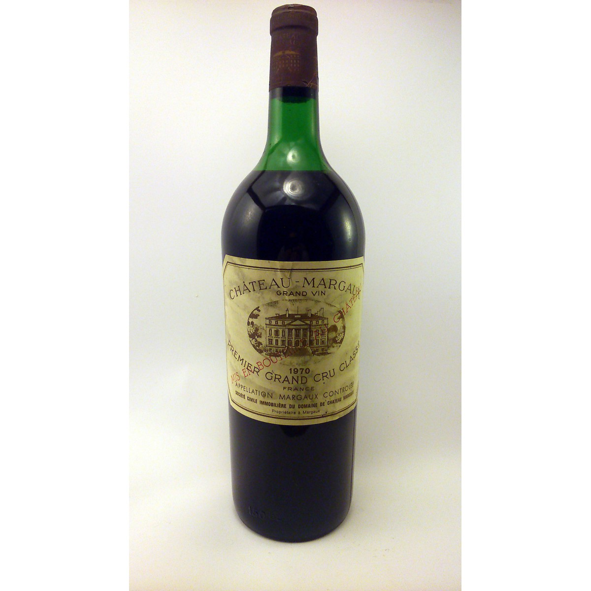 chateau margaux extend product line It was in the 19th century, that the château was acquired by the actual family   wine enthusiastsiran is in the south of the margaux appellation just where the.