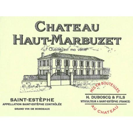 Château Haut Marbuzet 1998