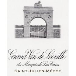 Château Léoville las Cases 1986