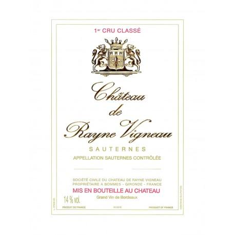 Château Rayne Vigneau 1995