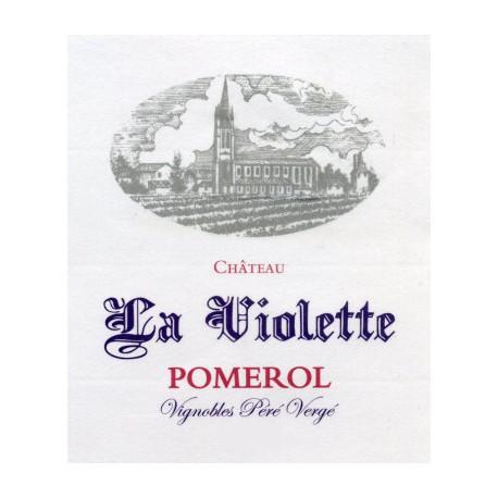 Château la Violette 1995