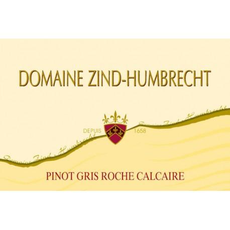 Zind Humbrecht Pinot Gris Roche Calcaire 2016