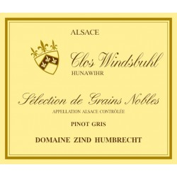 Zind Humbrecht Pinot Gris Clos Windsbuhl Sélection de Grains Nobles