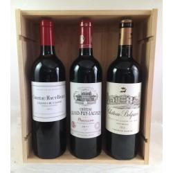 Coffret Bordeaux Grands Crus