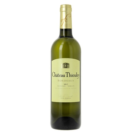 Château Thieuley White 2018