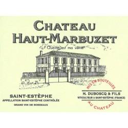 Château Haut Marbuzet 2002 Magnum