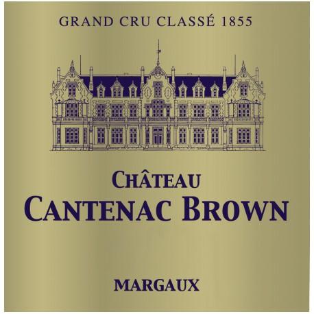 Château Cantenac Brown 1995
